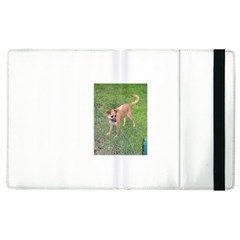 Carolina Dog Full 2 Apple iPad 2 Flip Case