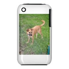 Carolina Dog Full 2 Apple iPhone 3G/3GS Hardshell Case (PC+Silicone)
