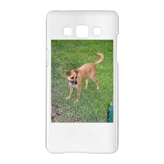 Carolina Dog Full 2 Samsung Galaxy A5 Hardshell Case