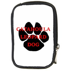 Catahoula Name Paw Compact Camera Cases