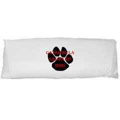 Catahoula Name Paw Body Pillow Cases Dakimakura (Two Sides)