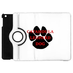 Catahoula Name Paw Apple iPad Mini Flip 360 Case