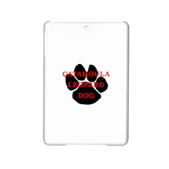 Catahoula Name Paw iPad Mini 2 Hardshell Cases