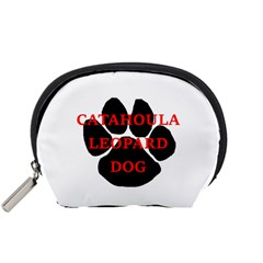 Catahoula Name Paw Accessory Pouches (Small)