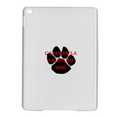 Catahoula Name Paw iPad Air 2 Hardshell Cases