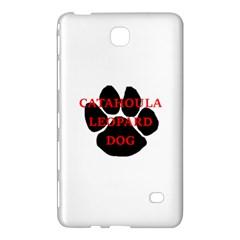 Catahoula Name Paw Samsung Galaxy Tab 4 (7 ) Hardshell Case