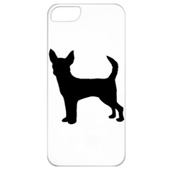 Chihuahua Silhouette Apple iPhone 5 Classic Hardshell Case