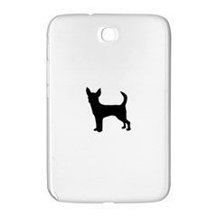 Chihuahua Silhouette Samsung Galaxy Note 8.0 N5100 Hardshell Case