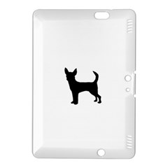 Chihuahua Silhouette Kindle Fire HDX 8.9  Hardshell Case