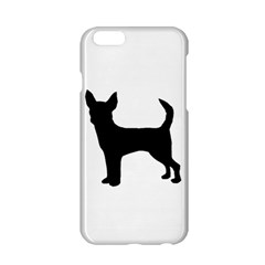 Chihuahua Silhouette Apple iPhone 6/6S Hardshell Case