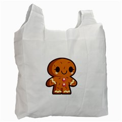 Gingerman Recycle Bag (One Side)