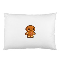 Gingerman Pillow Cases (two Sides)