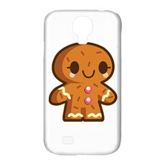Gingerman Samsung Galaxy S4 Classic Hardshell Case (PC+Silicone)