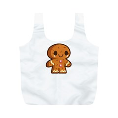 Gingerman Full Print Recycle Bags (M)