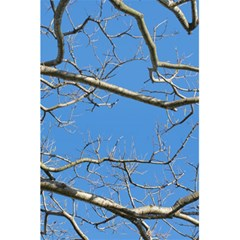 Leafless Tree Branches Against Blue Sky 5.5  x 8.5  Notebooks
