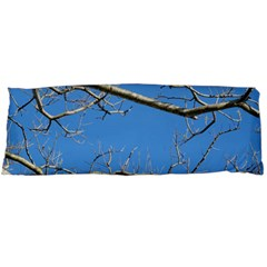 Leafless Tree Branches Against Blue Sky Body Pillow Cases (Dakimakura)