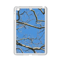 Leafless Tree Branches Against Blue Sky iPad Mini 2 Enamel Coated Cases