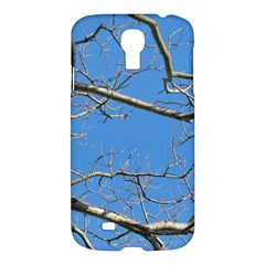 Leafless Tree Branches Against Blue Sky Samsung Galaxy S4 I9500/I9505 Hardshell Case