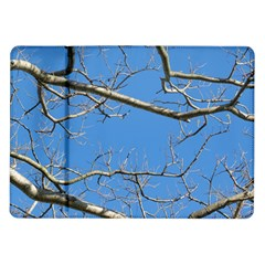 Leafless Tree Branches Against Blue Sky Samsung Galaxy Tab 10.1  P7500 Flip Case