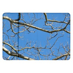 Leafless Tree Branches Against Blue Sky Samsung Galaxy Tab 8.9  P7300 Flip Case