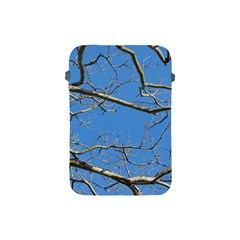 Leafless Tree Branches Against Blue Sky Apple iPad Mini Protective Soft Cases