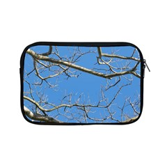 Leafless Tree Branches Against Blue Sky Apple iPad Mini Zipper Cases