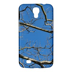 Leafless Tree Branches Against Blue Sky Samsung Galaxy Mega 6.3  I9200 Hardshell Case