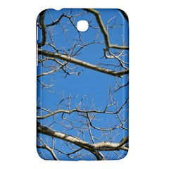 Leafless Tree Branches Against Blue Sky Samsung Galaxy Tab 3 (7 ) P3200 Hardshell Case
