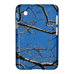 Leafless Tree Branches Against Blue Sky Samsung Galaxy Tab 2 (7 ) P3100 Hardshell Case