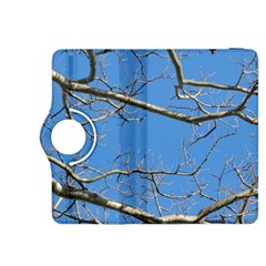 Leafless Tree Branches Against Blue Sky Kindle Fire HDX 8.9  Flip 360 Case