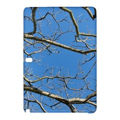 Leafless Tree Branches Against Blue Sky Samsung Galaxy Tab Pro 12.2 Hardshell Case