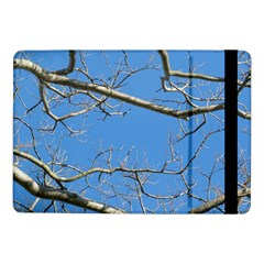 Leafless Tree Branches Against Blue Sky Samsung Galaxy Tab Pro 10.1  Flip Case