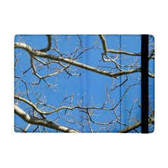 Leafless Tree Branches Against Blue Sky iPad Mini 2 Flip Cases