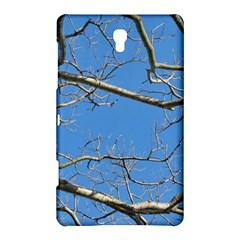 Leafless Tree Branches Against Blue Sky Samsung Galaxy Tab S (8 4 ) Hardshell Case