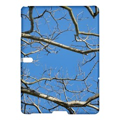 Leafless Tree Branches Against Blue Sky Samsung Galaxy Tab S (10 5 ) Hardshell Case