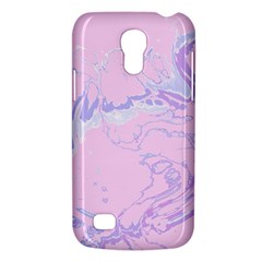 Unique Marbled 2 Baby Pink Galaxy S4 Mini