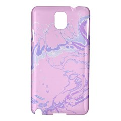 Unique Marbled 2 Baby Pink Samsung Galaxy Note 3 N9005 Hardshell Case