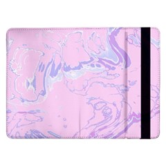Unique Marbled 2 Baby Pink Samsung Galaxy Tab Pro 12.2  Flip Case