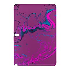 Unique Marbled 2 Hot Pink Samsung Galaxy Tab Pro 12.2 Hardshell Case