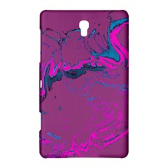 Unique Marbled 2 Hot Pink Samsung Galaxy Tab S (8 4 ) Hardshell Case