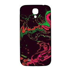 Unique Marbled 2 Tropic Samsung Galaxy S4 I9500/I9505  Hardshell Back Case