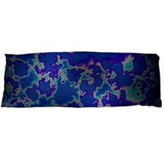 Unique Marbled Blue Body Pillow Cases Dakimakura (two Sides)