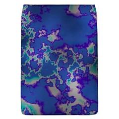 Unique Marbled Blue Flap Covers (l)