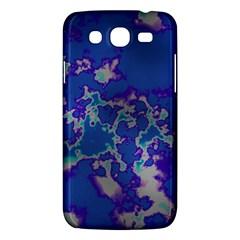 Unique Marbled Blue Samsung Galaxy Mega 5 8 I9152 Hardshell Case