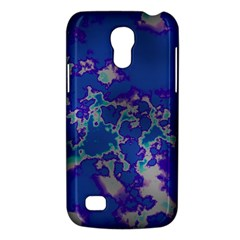 Unique Marbled Blue Galaxy S4 Mini