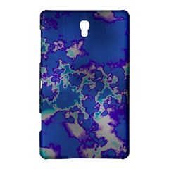 Unique Marbled Blue Samsung Galaxy Tab S (8 4 ) Hardshell Case