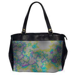 Unique Marbled Candy Office Handbags (2 Sides)