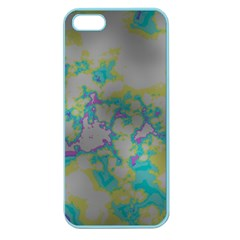 Unique Marbled Candy Apple Seamless iPhone 5 Case (Color)