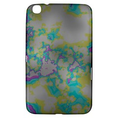 Unique Marbled Candy Samsung Galaxy Tab 3 (8 ) T3100 Hardshell Case