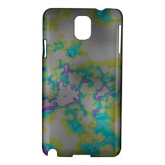 Unique Marbled Candy Samsung Galaxy Note 3 N9005 Hardshell Case